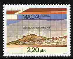 Macao 1986 The Post is  still Present 2p20 unmounted mint SG 622