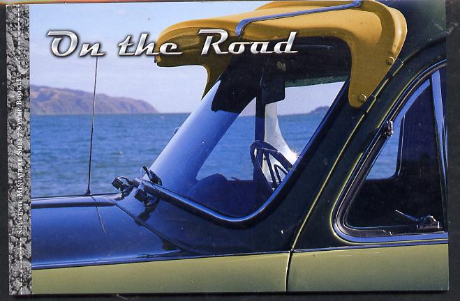 Booklet - New Zealand 2000 On The Road $14.95 Premium booklet complete and fine SG SP1