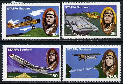 Staffa 1977 50th Anniversary of Lindbergh
