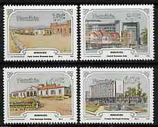 Namibia 1990 Centenary of Windhoek set of 4 unmounted mint, SG 545-48