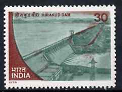 India 1979 International Commission on Large Dams unmounted mint, SG 948*