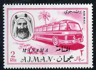 Manama 1967 Bus 2R opt