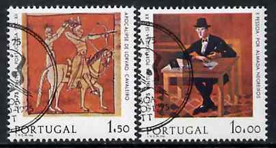 Portugal 1975 Europa set of 2 superb cto used, SG 1570-71*