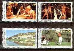 Bophuthatswana 1980 Tourism, Sun City set of 4 unmounted mint, SG 64-67