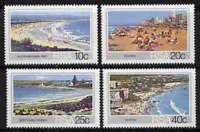 South Africa 1983 Tourism (Beaches) set of 4 unmounted mint, SG 549-52*