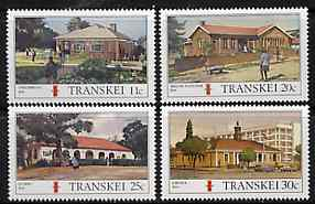 Transkei 1984 Post Offices #2 set of 4 unmounted mint, SG 156-59*