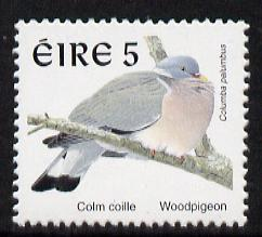 Ireland 1997-2000 Birds - Wood Pigeon 5p unmounted mint SG 1034