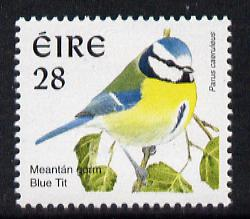 Ireland 1997-2000 Birds - Blue Tit 28p unmounted mint SG 1037