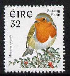 Ireland 1997-2000 Birds - Robin 32p unmounted mint SG 1053