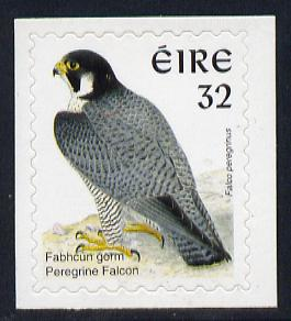 Ireland 1997-2000 Birds - Peregrine Falcon 32p self adhesive Perf 9x10 unmounted mint SG 1088