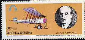 Argentine Republic 1980 Air Force Day unmounted mint, SG 1685*