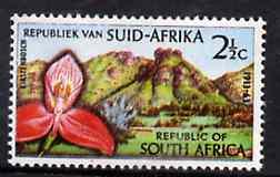 South Africa 1963 Kirstenbosch Botanical Gardens unmounted mint, SG 224