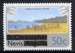 Nevis 1980 Pinney
