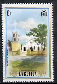 Anguilla 1972-75 St Mary
