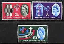 Great Britain 1963 Freedom From Hunger unmounted mint set of 2 (ordinary), SG 634-35