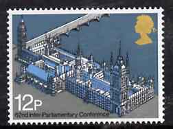 Great Britain 1975 Inter-Parliamentary Union Conference unmounted mint, SG 988*