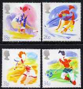 Great Britain 1988 Sports Organisations set of 4 unmounted mint, SG 1388-91