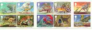 Booklet - Great Britain 2002 Rudyard Kipling's just So Stories \A32.70 booklet containing set of 10 self-adhesive stamps