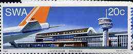 South West Africa 1977 J G Strijdom Airport unmounted mint, SG 305*
