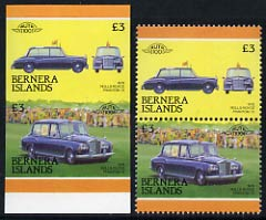 Bernera 1987 Cars - The Queen