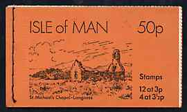 Booklet - Isle of Man 1974 St Michael