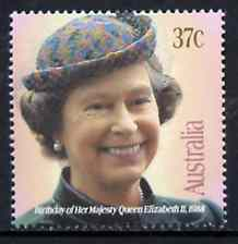 Australia 1988 Queen Elizabeth's Birthday unmounted mint, SG 1142