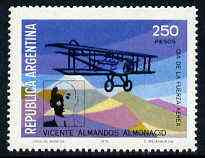 Argentine Republic 1979 Air Force Day (Spad XIII) unmounted mint, SG 1644