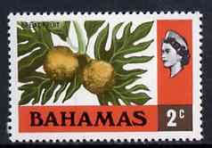 Bahamas 1976 Breadfruit 2c (Spiral wmk) unmounted mint, SG 461*
