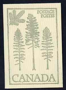 Booklet - Canada 1978 Flowers & Trees - Douglas Fir 50c booklet (green on crean cover) complete and pristine, SG SB 84h