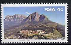 South Africa 1979 50th Anniversary of University of Cape Town, perf 13.5 x 14 unmounted mint, SG 465*