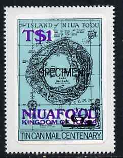 Tonga - Niuafo