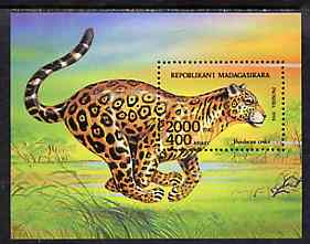 Madagascar 1994 Animals unmounted mint m/sheet, Yv BL 94