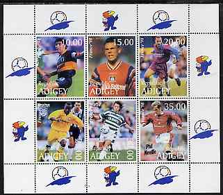 Adigey Republic 1999 France
