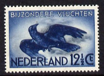Netherlands 1938 Carrion Crow 12.5c unmounted mint, SG 486*