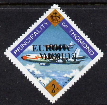 Thomond 1968 Jet Liner 2s (Diamond shaped) with