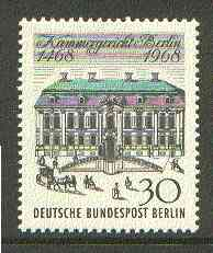Germany - West Berlin 1968 Magistrate