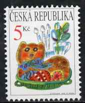 Czech Republic 2000 Easter (Painted Eggs) unmounted mint*