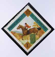 Thomond 1960 Show jumping 1.5d (Diamond-shaped) def unmounted mint*