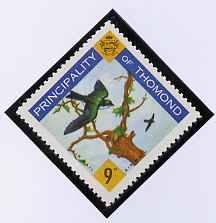 Thomond 1960 Martin 9d (Diamond-shaped) def unmounted mint*
