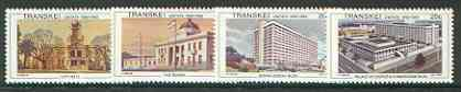Transkei 1982 Centenary of Umtata set of 4 unmounted mint, SG 112-15