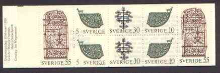 Booklet - Sweden 1970 Swedish Forgings 2k booklet complete and pristine, SG SB246