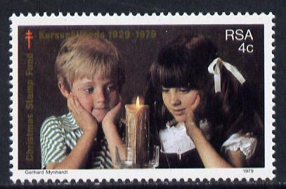 South Africa 1979 50th Anniversary of Christmas Stamp Fund unmounted mint, SG 464*
