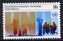 United Nations (NY) 1985 UN University unmounted mint, SG 453