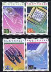 Australia 1987 Achievements in Technology set of 4 unmounted mint, SG 1082-85*