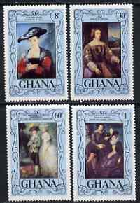 Ghana 1977 Painters