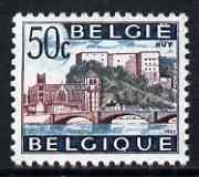 Belgium 1965 Tourist Publicity (Huy) 50c unmounted mint, SG 1951