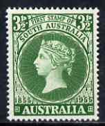 Australia 1955 South Australia Stamp Centenary unmounted mint, SG 288