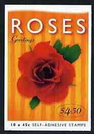 Booklet - Australia 1997 St Valentine