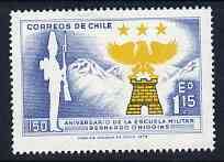 Chile 1972 150th Anniversary of O