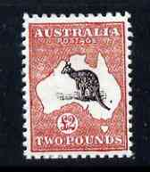 Australia 1913 Roo \A32 perf single being a